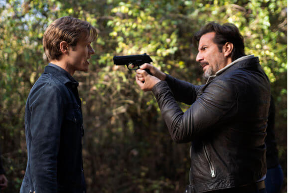 MacGyver Season 4 Episode 13