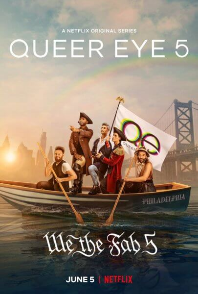 Queer Eye Season 5 Poster