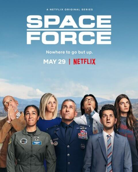 Space Force Official Poster