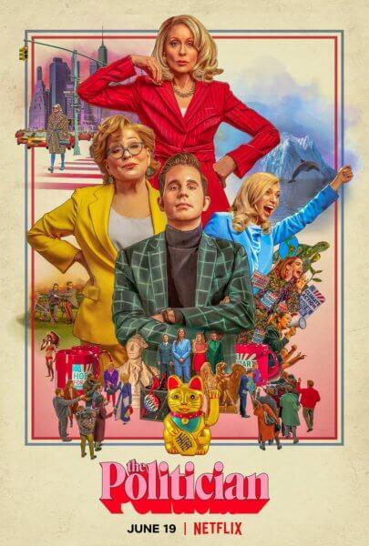 The Politician Season 2 Poster