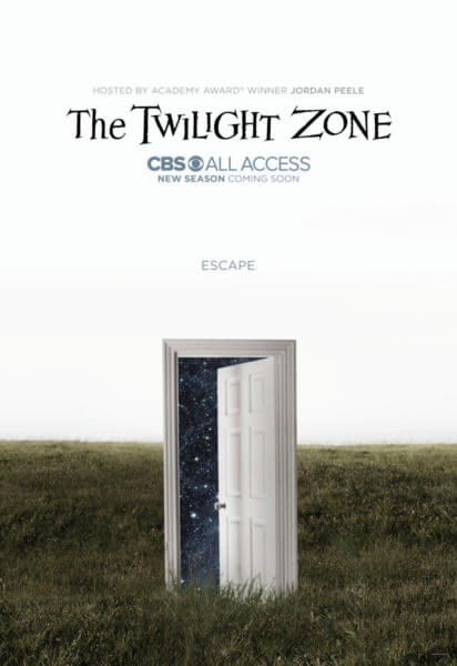 The Twilight Zone Season 2 Poster
