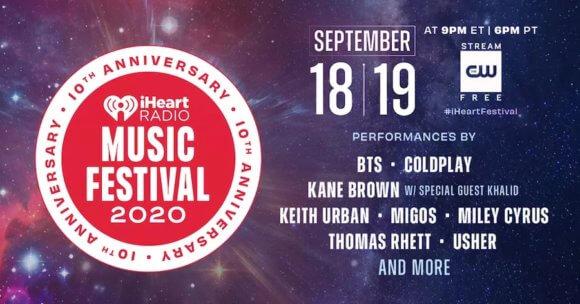 iHeartRadio Music Festival 2020