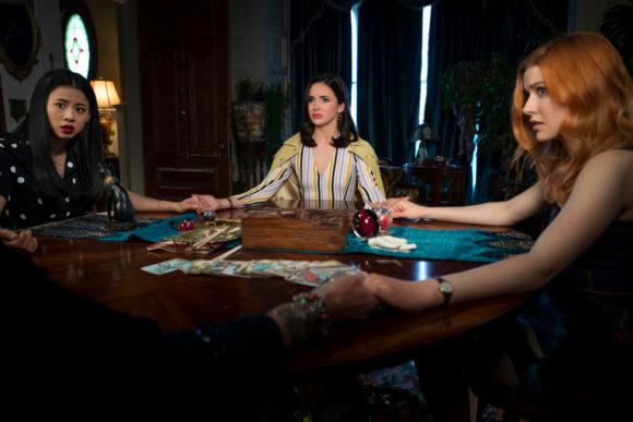 Nancy Drew Season 1 Episode 1