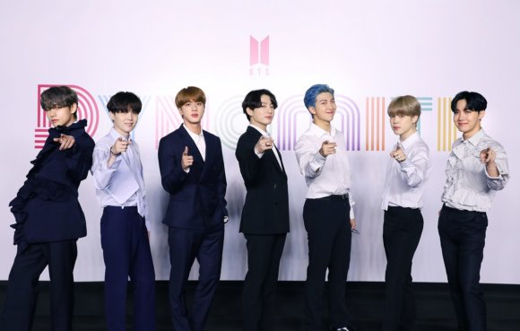 BTS Press Conference