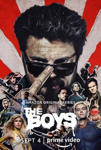 The Boys Season 2 Butcher