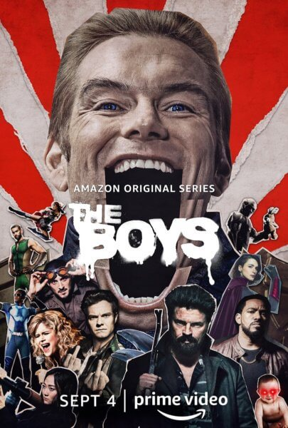 The Boys Season 2 Homelander