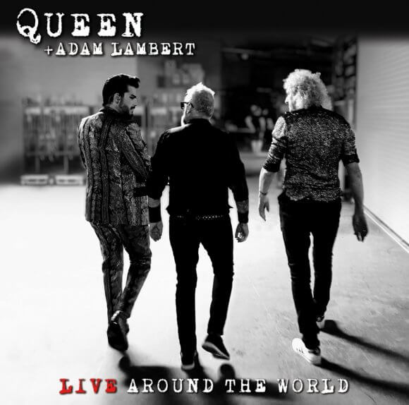 Queen + Adam Lambert Album