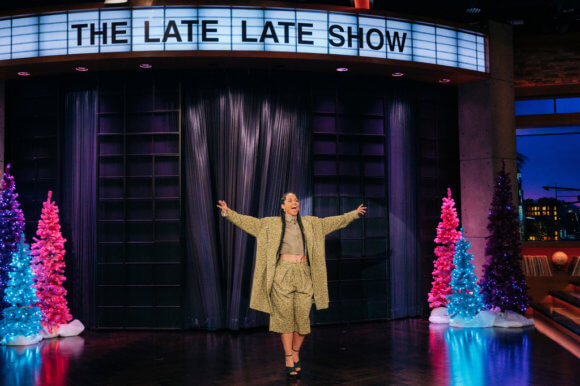 Alicia Keys on The Late Late Show with James Corden