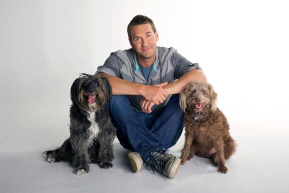 CBS Dream Team Lucky Dog