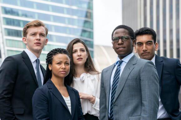 Industry Season 1 Cast