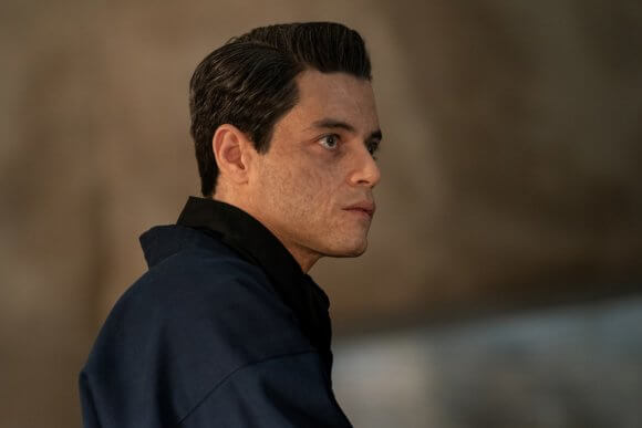 Rami Malek is Bond villain in 'No Time To Die'
