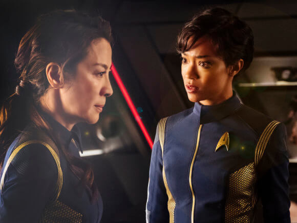 Star Trek Discovery Season 1 Episode1