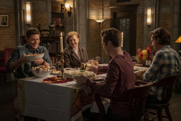 Supernatural Season 15 Episode 14