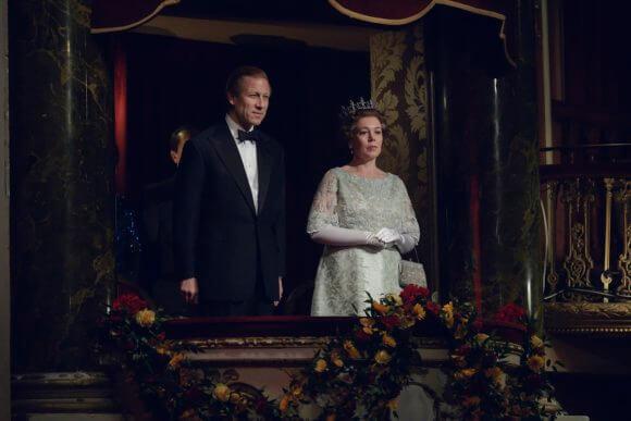 The Crown Season 4 Emmy Awards Winner