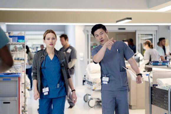 Transplant Season 1 Episode 1