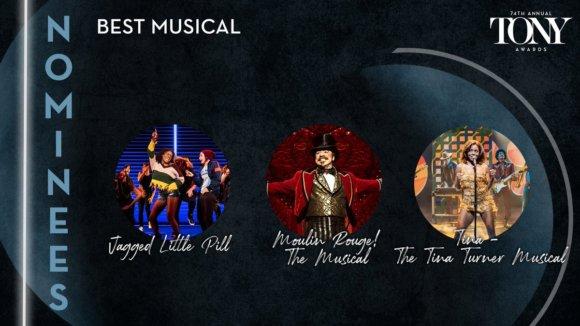 2020 Tony Awards Nominees
