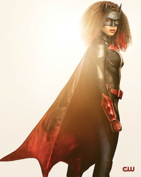 Batwoman Season 2 New Suit