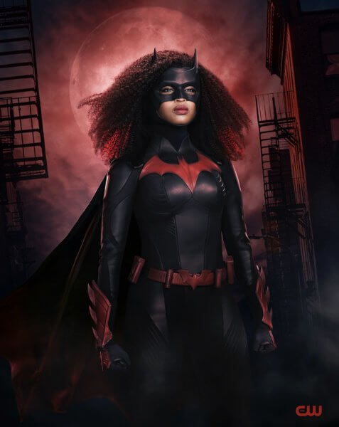 First official look at Javicia Leslie's Batwoman