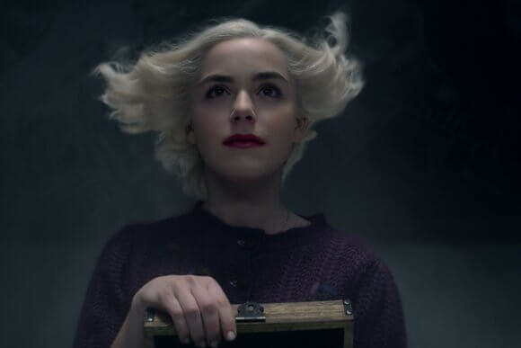 Watch a Date Announcement Teaser for CHILLING ADVENTURES OF SABRINA