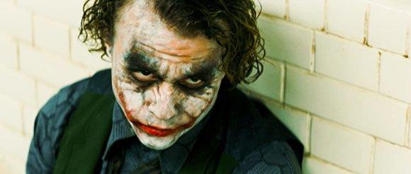 The Dark Knight Heath Ledger