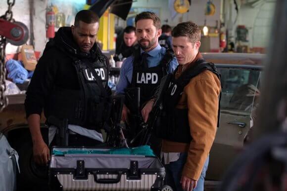 L.A.'s Finest Season 1 Episode 4