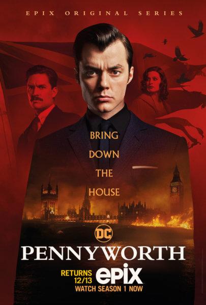 Pennyworth Poster Season 2