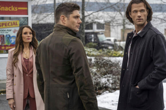 Supernatural Season 15 Episode 15