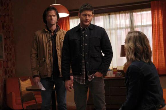 Supernatural Season 15 Episode 16