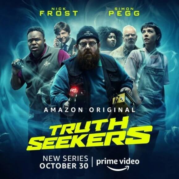 Truth Seekers Season 1 Poster
