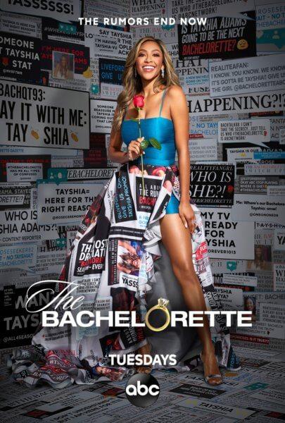 The Bachelorette Tayshia Adams