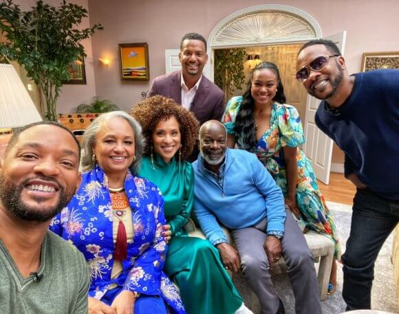 Fresh Prince of Bel-Air Reunion Special