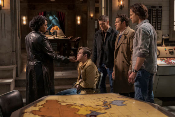 Supernatural Season 15 Episode 18