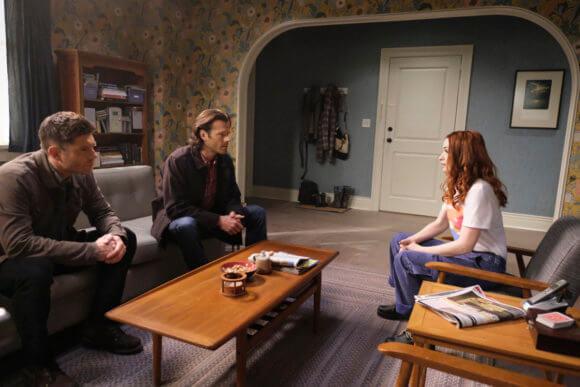 Supernatural Season 15 Episode 18