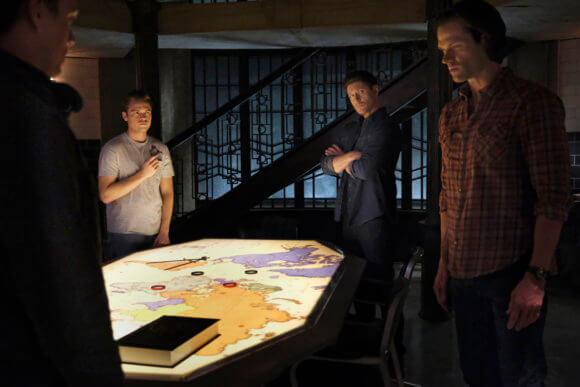 Supernatural Season 15 Episode 19
