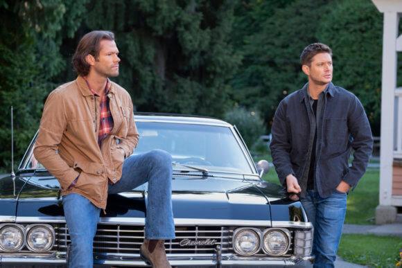Supernatural Season 15 Episode 20