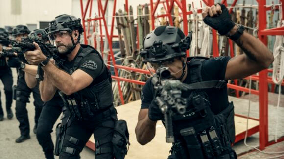 SWAT Season 4 Episode 1