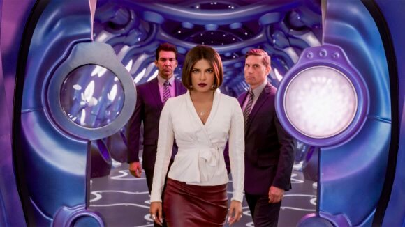Priyanka Chopra looks formidable in 'We Can Be Heroes' stills