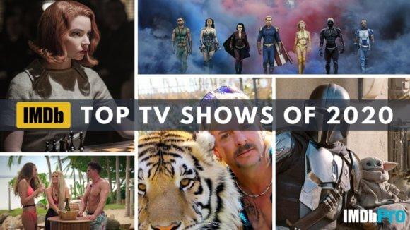 IMDb Top 10 2020