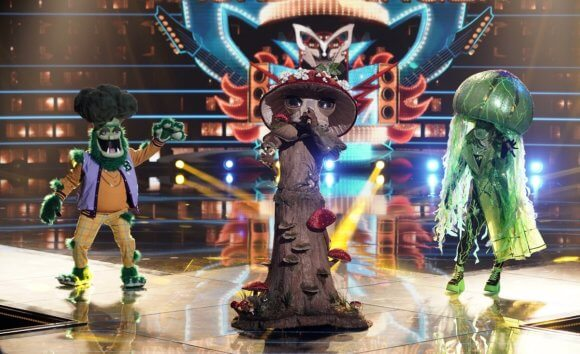 'The Masked Singer' reveals identities of Seahorse, Jellyfish and Popcorn in semifinals