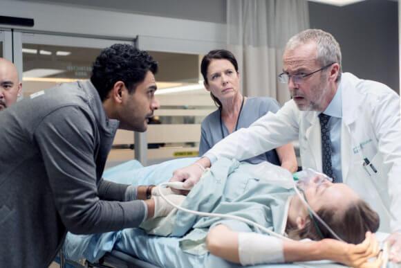Transplant Episode 12