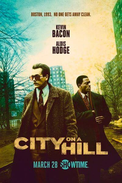 City on a Hill Poster Season 2