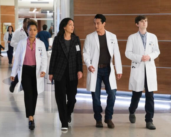 The Good Doctor Season 4 Episode 7