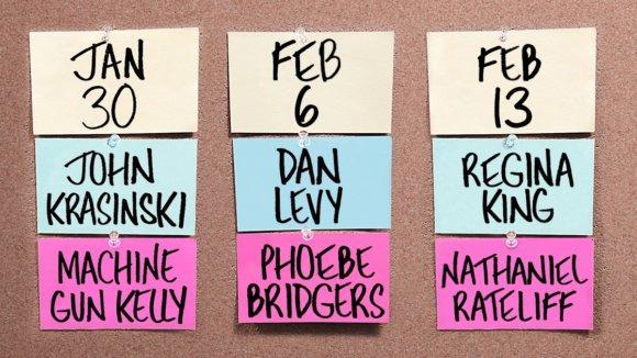 SNL Hosts January 2021