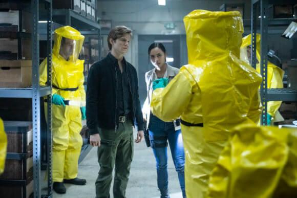 MacGyver Season 5 Episode 8
