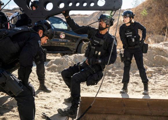 SWAT Season 4 Episode 10