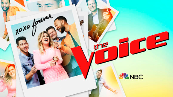 The Voice Season 20 Poster