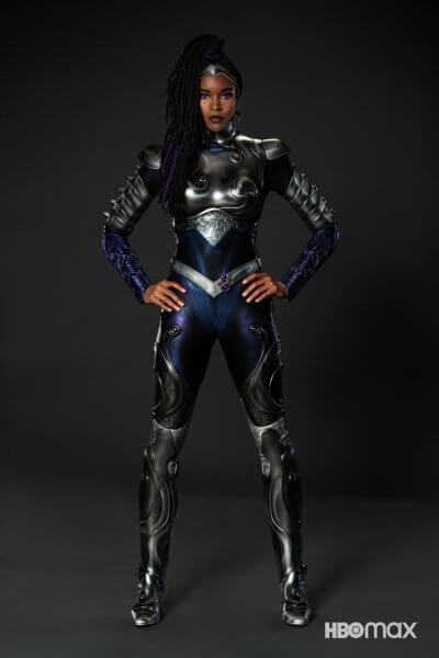 Titans Blackfire Season 3