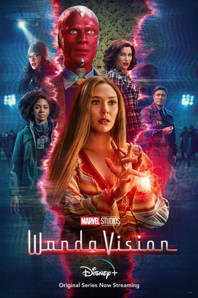 WandaVision Midseason Poster
