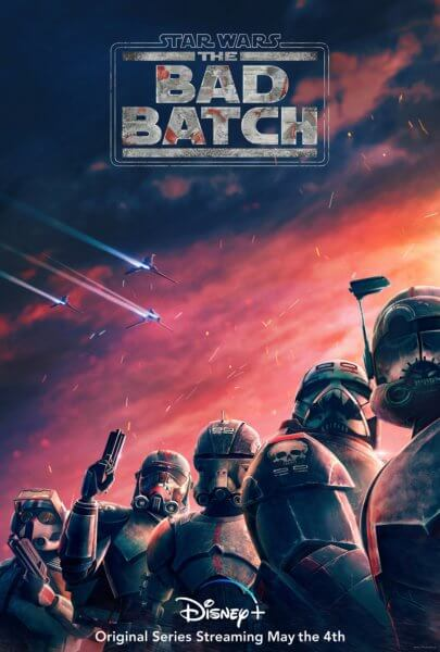 Star Wars: The Bad Batch new Poster