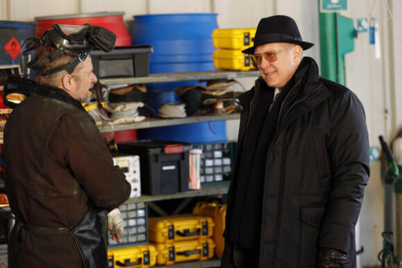 The Blacklist Season 8 episode 10